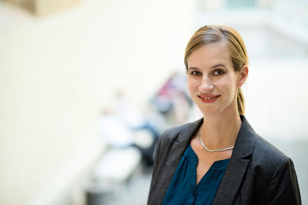 Dr. rer. nat. Sarah Wildenhain